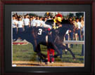 Seattle Slew Jean Cruguet Autograph Sports Memorabilia, Click Image for more info!