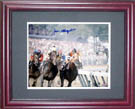Jean Cruguet Seattle Slew Autograph Sports Memorabilia, Click Image for more info!