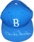 Duke Snider Autograph Sports Memorabilia, Click Image for more info!