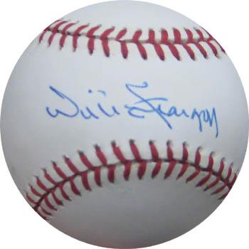 WillieStargell Autograph Sports Memorabilia from Sports Memorabilia On Main Street, sportsonmainstreet.com