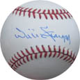 Willie Stargell Autograph Sports Memorabilia, Click Image for more info!