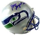 Steve Largent Autograph Sports Memorabilia, Click Image for more info!