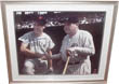 Ted Williams and Babe Ruth (not signed by Ruth) Autograph Sports Memorabilia, Click Image for more info!