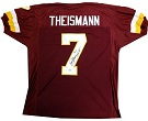 Joe Theismann Autograph Sports Memorabilia, Click Image for more info!