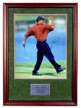 Tiger Woods Autograph Sports Memorabilia On Main Street, Click Image for More Info!