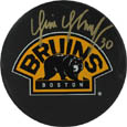 Tim Thomas Autograph Sports Memorabilia, Click Image for more info!