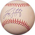 Tino Martinez Autograph Sports Memorabilia, Click Image for more info!