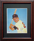 Tony Conigliaro Autograph Sports Memorabilia, Click Image for more info!