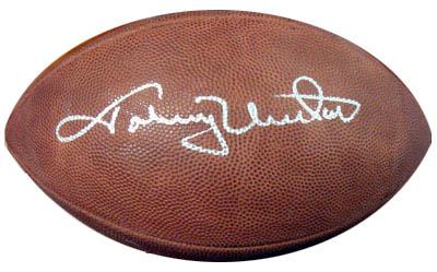 JohnnyUnitas Autograph Sports Memorabilia from Sports Memorabilia On Main Street, sportsonmainstreet.com