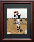 Johnny Unitas Autograph Sports Memorabilia, Click Image for more info!