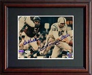 Johnny Unitas and Dick Butkus Autograph Sports Memorabilia, Click Image for more info!