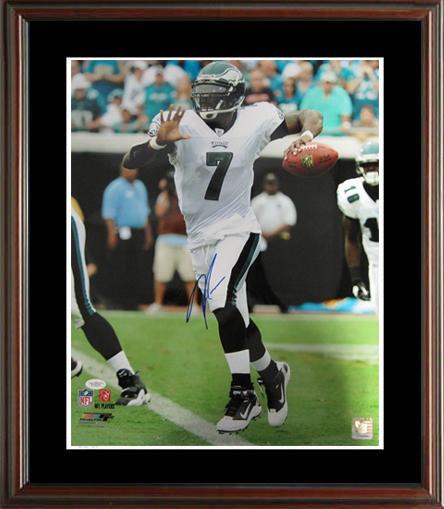 MichaelVick Autograph Sports Memorabilia from Sports Memorabilia On Main Street, sportsonmainstreet.com
