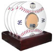 New York Yankee Stadium Autograph Sports Memorabilia, Click Image for more info!