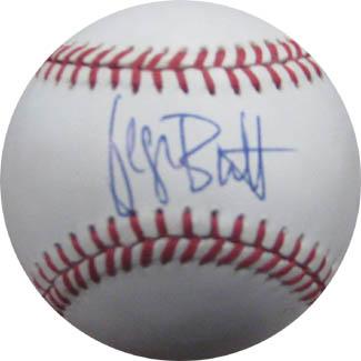 GeorgeBrett Autograph Sports Memorabilia from Sports Memorabilia On Main Street, sportsonmainstreet.com