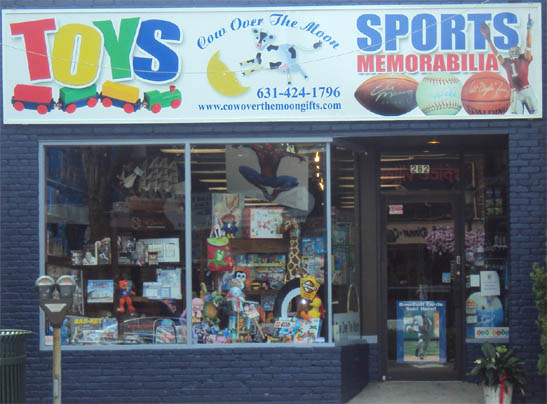 Cow Over The Moon Toys & Sports Memorabilia Storefront